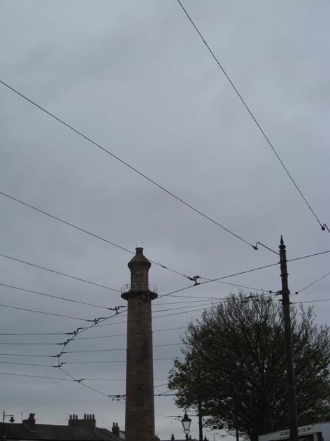 Fleetwood terminus