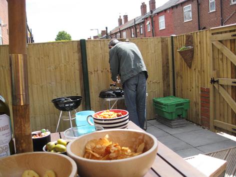 Barbecue andrew