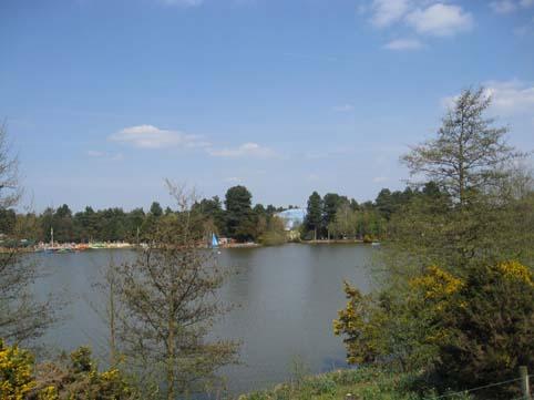 Lake 'n' dome