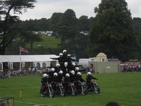 Motorcyle pyramid scheme