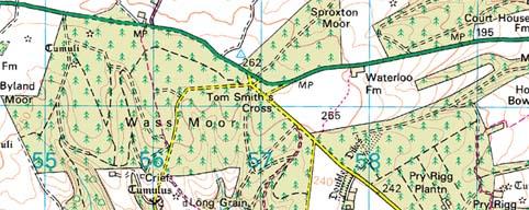 Tom smith's cross