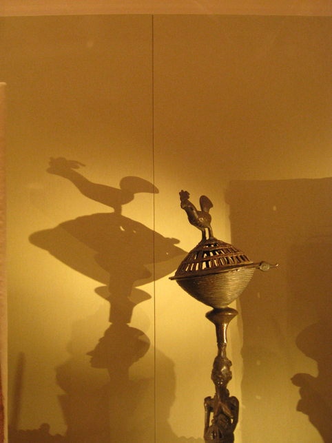 Ornament and shadow