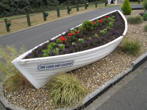 Flowerboat
